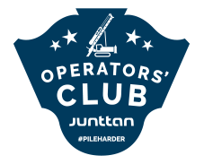 Junttan Operators' Club